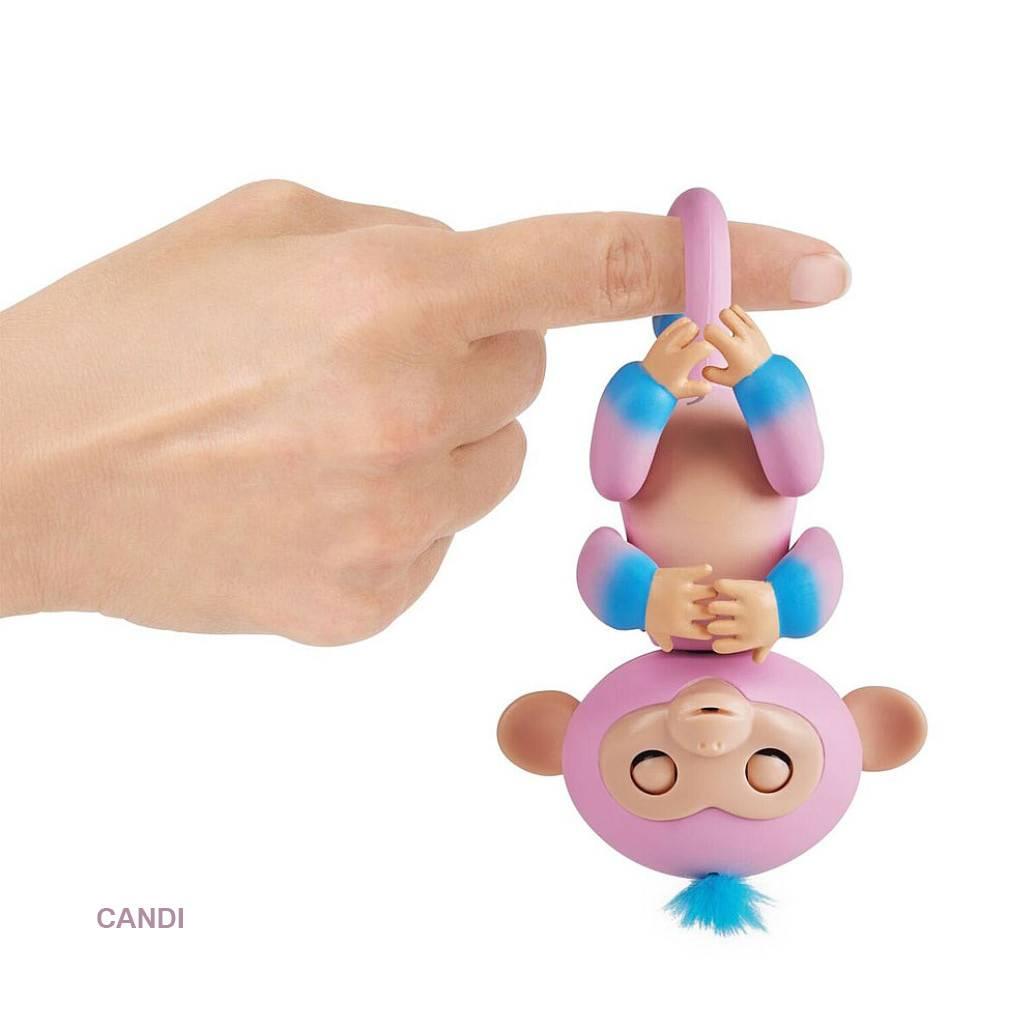 Fingerlings Baby Monkey by WowWee