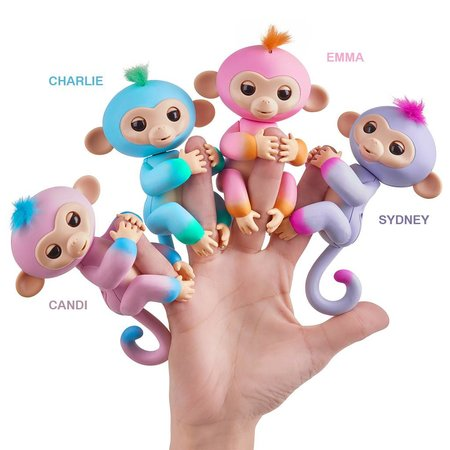 Fingerlings Baby Monkey by WowWee