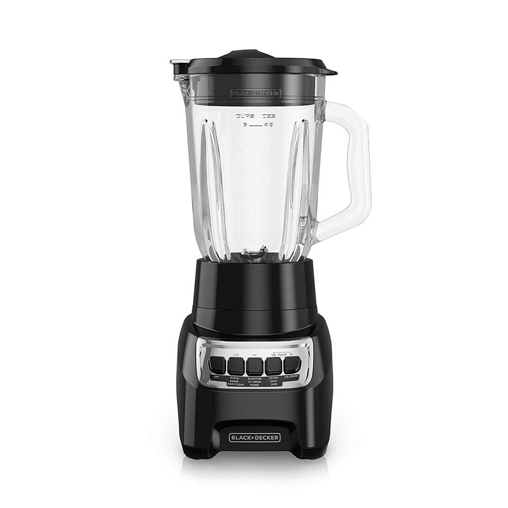 Black & Decker 6-Cup PowerCrush Multi-Function Blender BL1210BGC