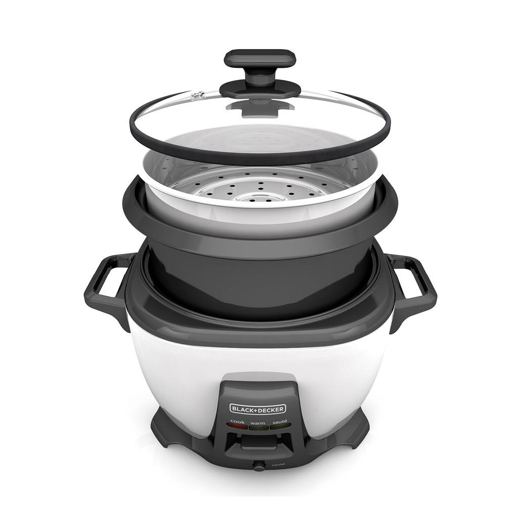 Black & Decker 14 Cups Rice Cooker RCS614C