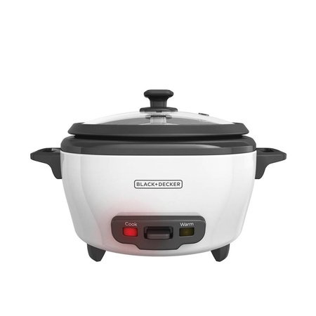Black & Decker 6 Cup Rice Cooker RC506C