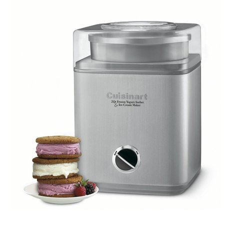 ICE-30 1.9L Ice Cream Maker (90 Days Warranty)