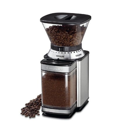 DBM-8 Supreme Grind Automatic Coffee Burr Mill (90 Days Warranty)