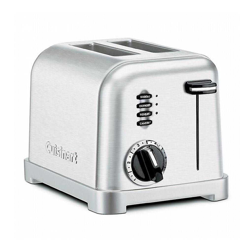 CPT-160 2-Slice Metal Classic Toaster - Brushed Stainless (Manufacturer Refurbished / 6 Month Warranty)