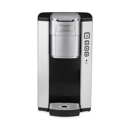 SS-5 Single Serve Brewer Coffee Maker - Silver/Black (Manufacturer Refurbished / 6 Month Warranty)