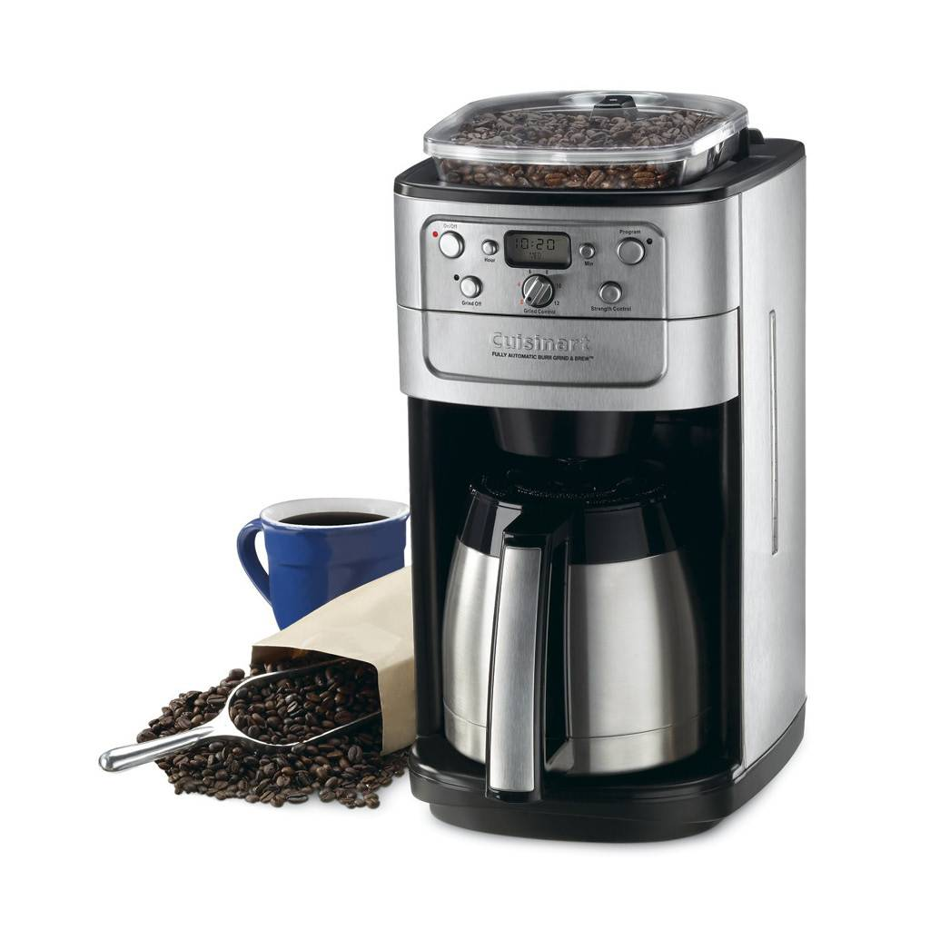 DGB-900IHR Burr Grind & Brew Thermal 12-Cup Automatic Coffee Maker (Manufacturer Refurbished / 6 Month Warranty)