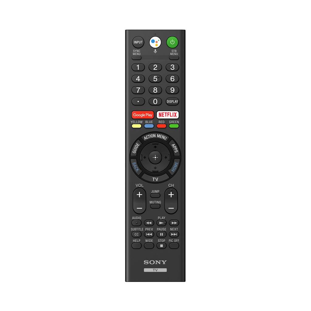 "BRAVIA KD-65X750F 65"" 4K UHD HDR 60Hz (240MR) LED Android Smart TV"