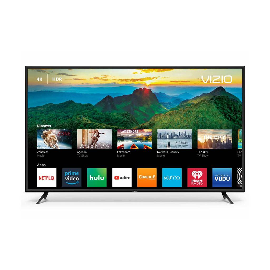 """Vizio D-Series (2018) D43-F1 43"""" 4K UHD HDR 60Hz (120Hz Clear Action) LED SmartCast Smart TV"""