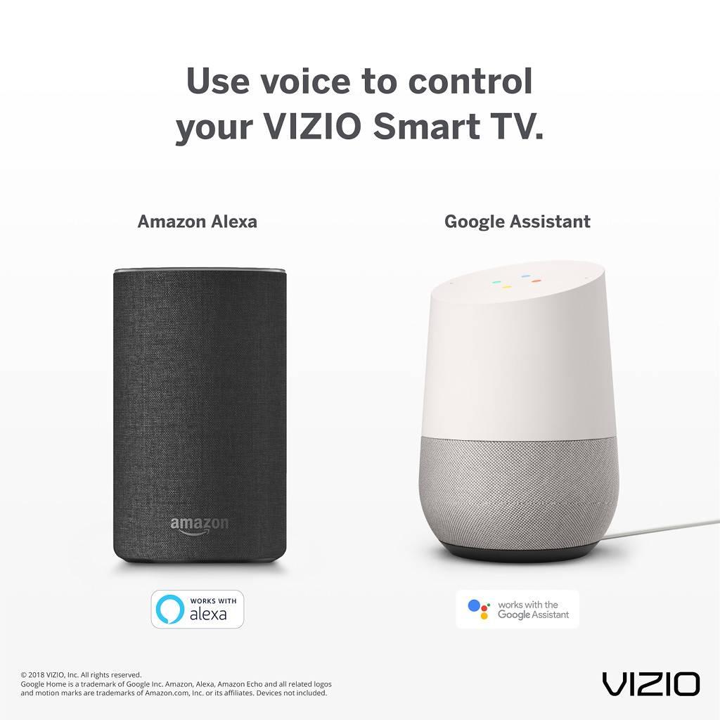 """Vizio M-Series (2018) M55-F0 55"""" 4K UHD HDR 60Hz (360Hz Clear Action) LED SmartCast Smart TV"""