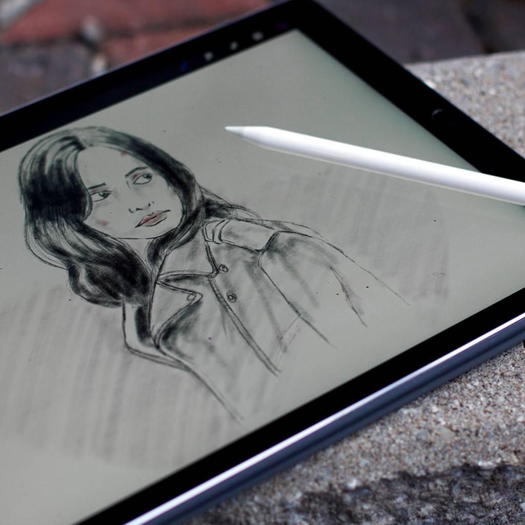Pencil (1st Gen) for iPad Pro, iPad 6th Gen (2018) and iPad Mini (5th Gen) - White