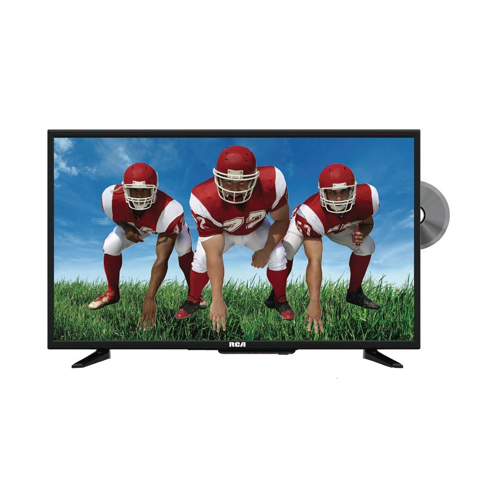 "RCA RTU6549 32"" 720p HD 60Hz LED TV with Built-in DVD Player"