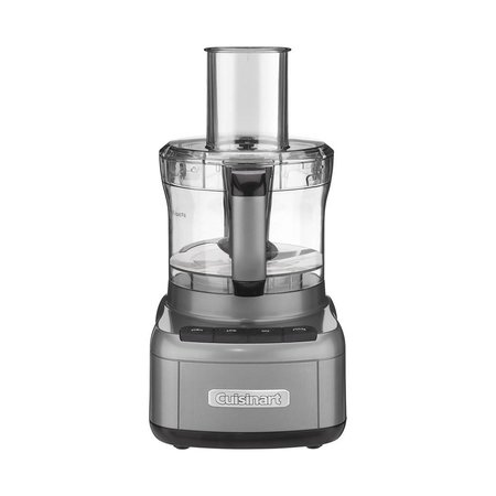 FP-8GM Elemental 8-Cup Food Processor - Gunmetal (Manufacturer Refurbished / 6 Month Warranty)