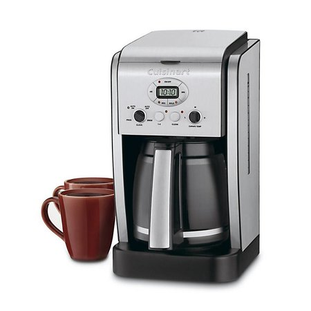DCC-2600 Brew Central 14-Cup Programmable Coffeemaker with Glass Carafe (1 Year Warranty)