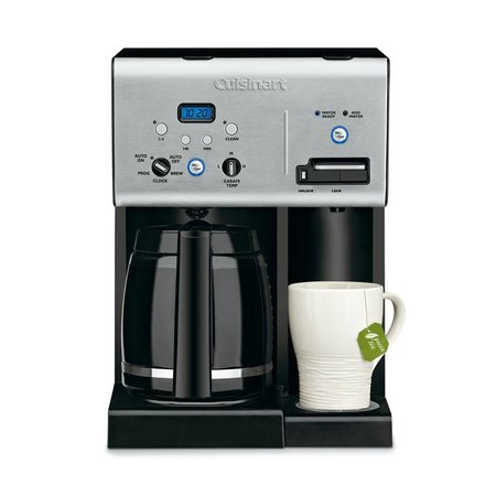 CHW-12C 12 Cup Programmable Coffeemaker and Hot Water System (Manufacturer Refurbished / 6 Month Warranty)