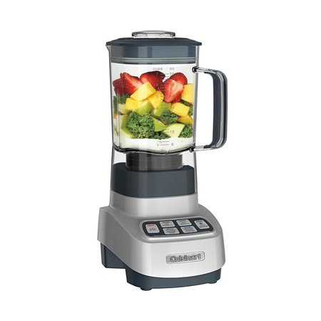 SPB-650C Velocity Ultra 1 HP Blender - Silver/Black (Manufacturer Refurbished / 6 Month Warranty)