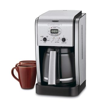 CBC-14PC1C Brew Central 14-Cup Programmable Coffeemaker with Glass Carafe (1 Year Warranty)