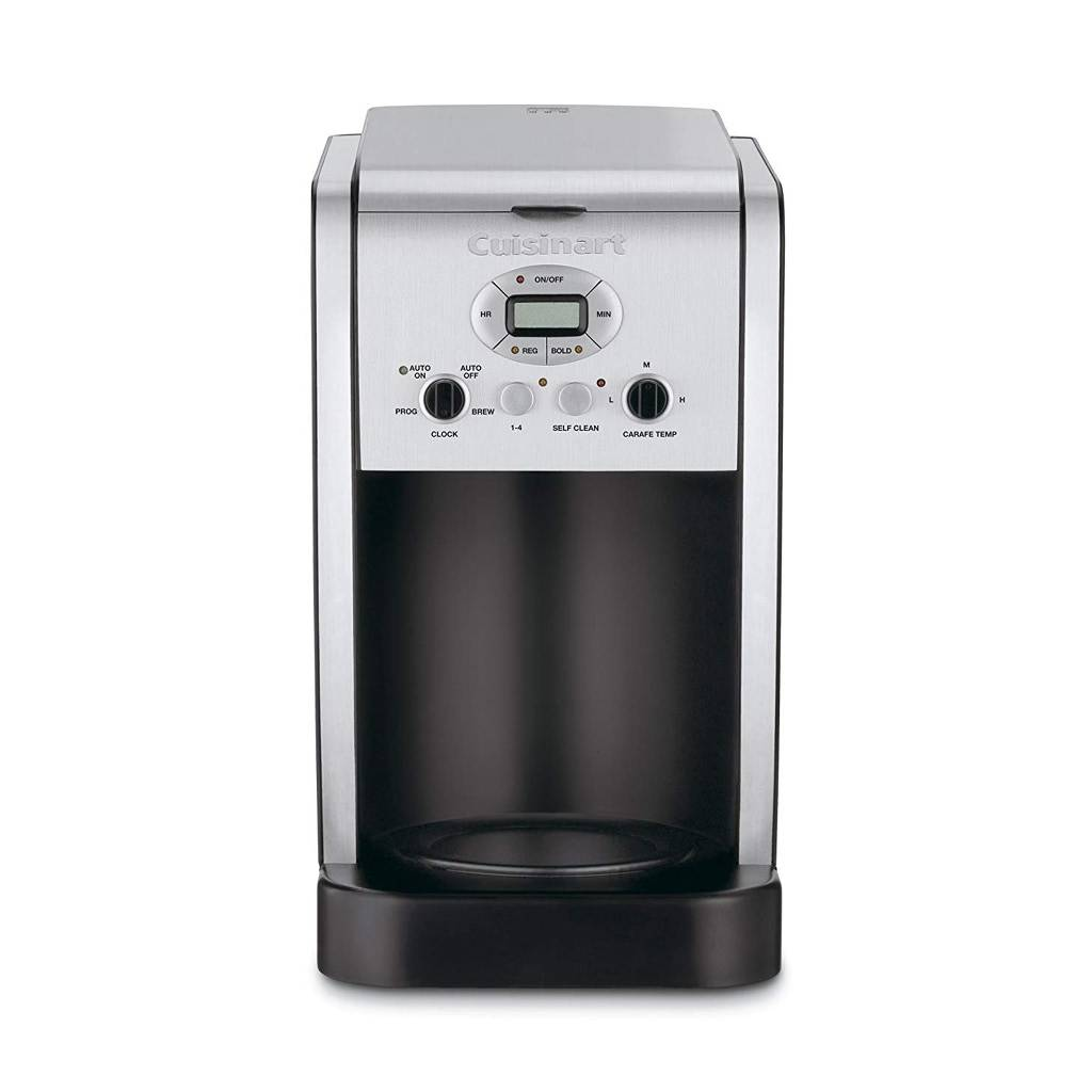CBC-14PC1C Brew Central 14-Cup Programmable Coffeemaker with Glass Carafe (Manufacturer Refurbished / 6 Month Warranty)