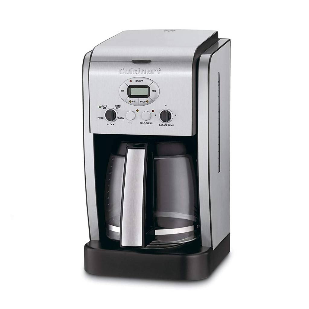 DCC-2600 Brew Central 14-Cup Programmable Coffeemaker with Glass Carafe (Manufacturer Refurbished / 6 Month Warranty)