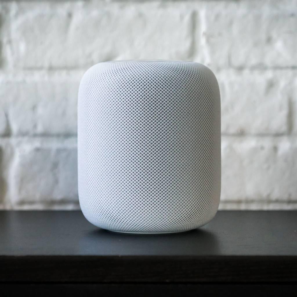 HomePod Wireless Smart Speaker in White