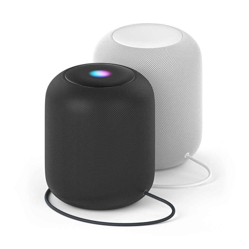HomePod Wireless Smart Speaker in White