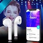 PDI Bluetooth Wireless Auto Pairing Earbuds with Charging Case