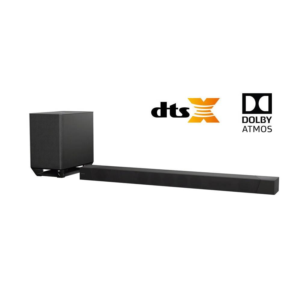 Sony HT-ST5000 7 1 2 Channel 800W Dolby Atmos/DTS:X Soundbar with Wireless  Subwoofer