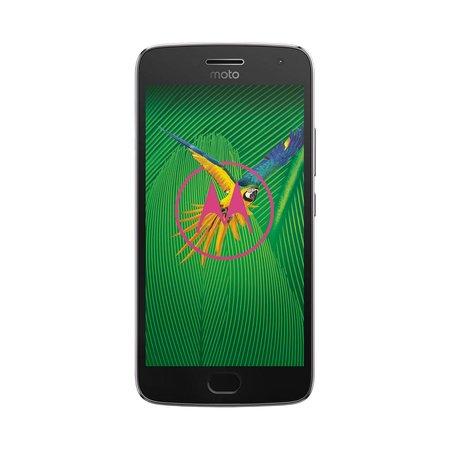 Motorola Moto G Plus (5th Gen) 16GB Smartphone (Unlocked) - Lunar Gray