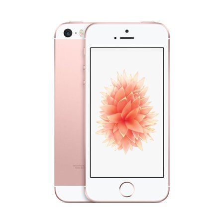 iPhone SE 32GB Unlocked - Rose Gold