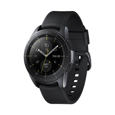Galaxy Watch Smartwatch 42mm Stainless Steel - Midnight Black