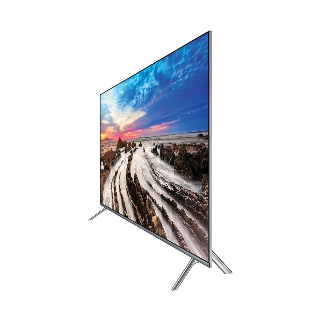 "UN55MU800D 55"" 4K UHD HDR 120Hz (240MR) LED Tizen Smart TV"
