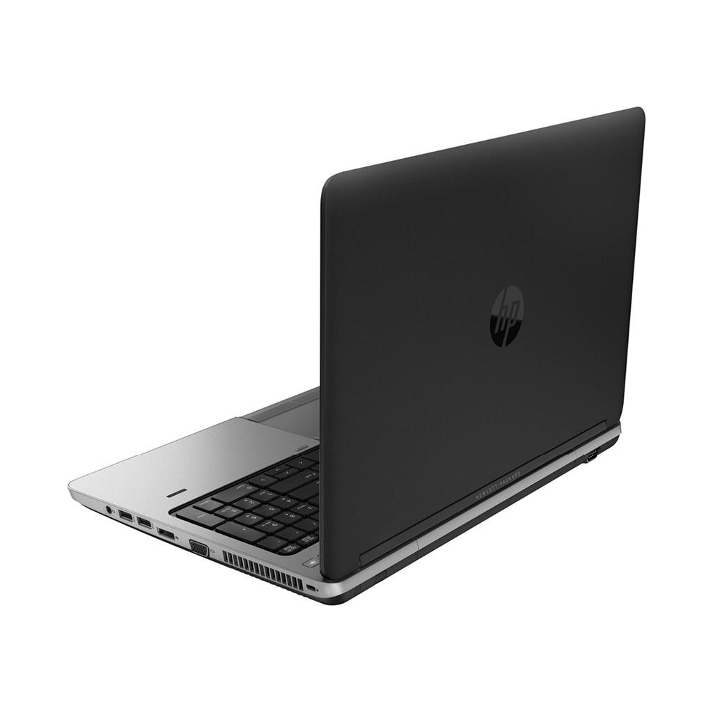 HP ProBook 650 G1 Intel Core i5 (2.60GHz) / 8GB RAM / 180GB SSD / 15.6-in / Windows 10 Pro