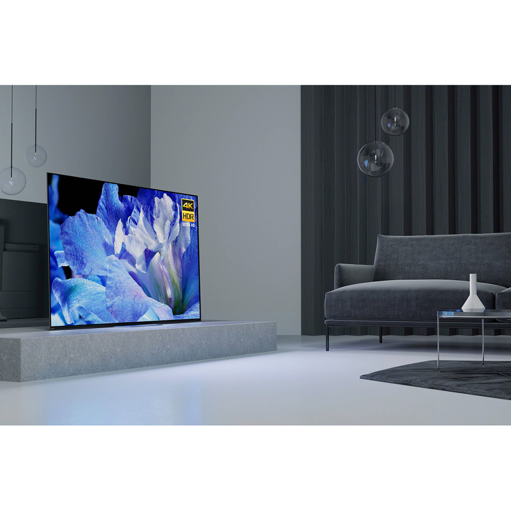 """BRAVIA XBR-65A8F 65"""" 4K UHD HDR 120Hz OLED Android Smart TV"""