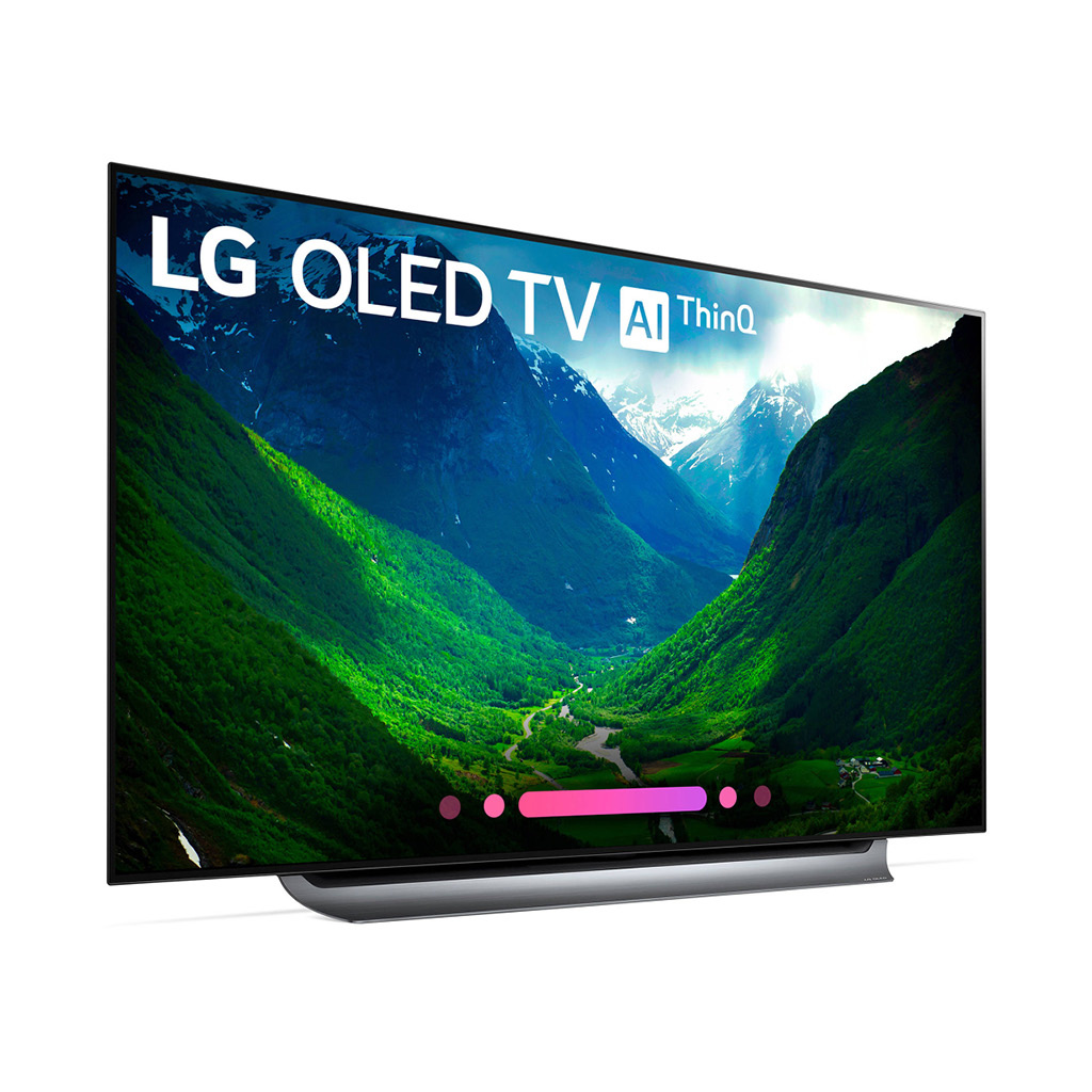 "LG C8 (OLED55C8PUA) 55"" 4K UHD HDR 120Hz OLED webOS ThinQ AI Smart TV"