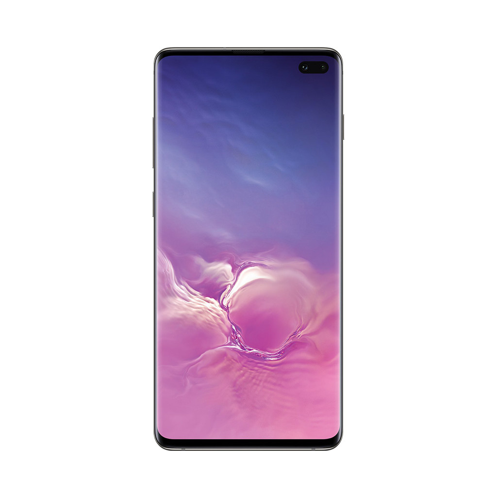 Galaxy S10+ Plus 128GB Smartphone (Unlocked) - Prism Black