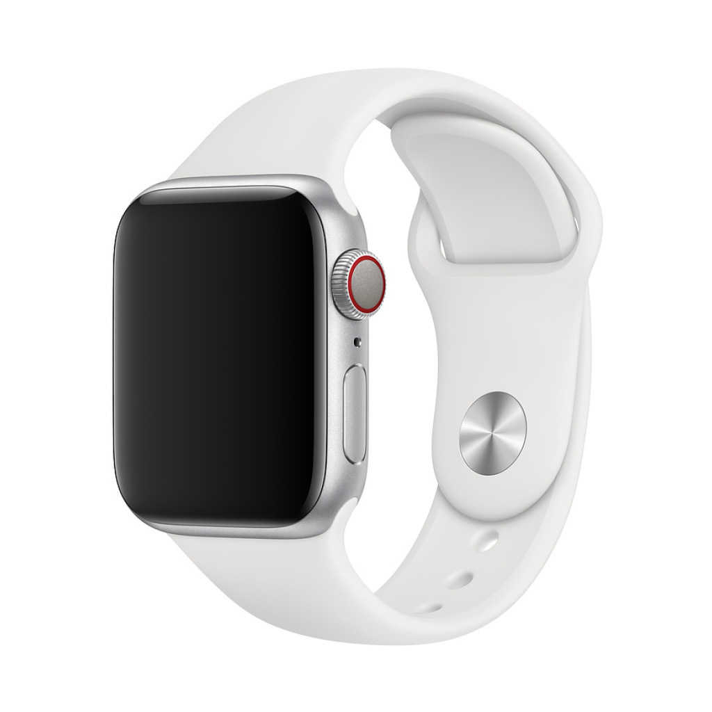 Watch Sport Band Strap in White (42mm/44mm)