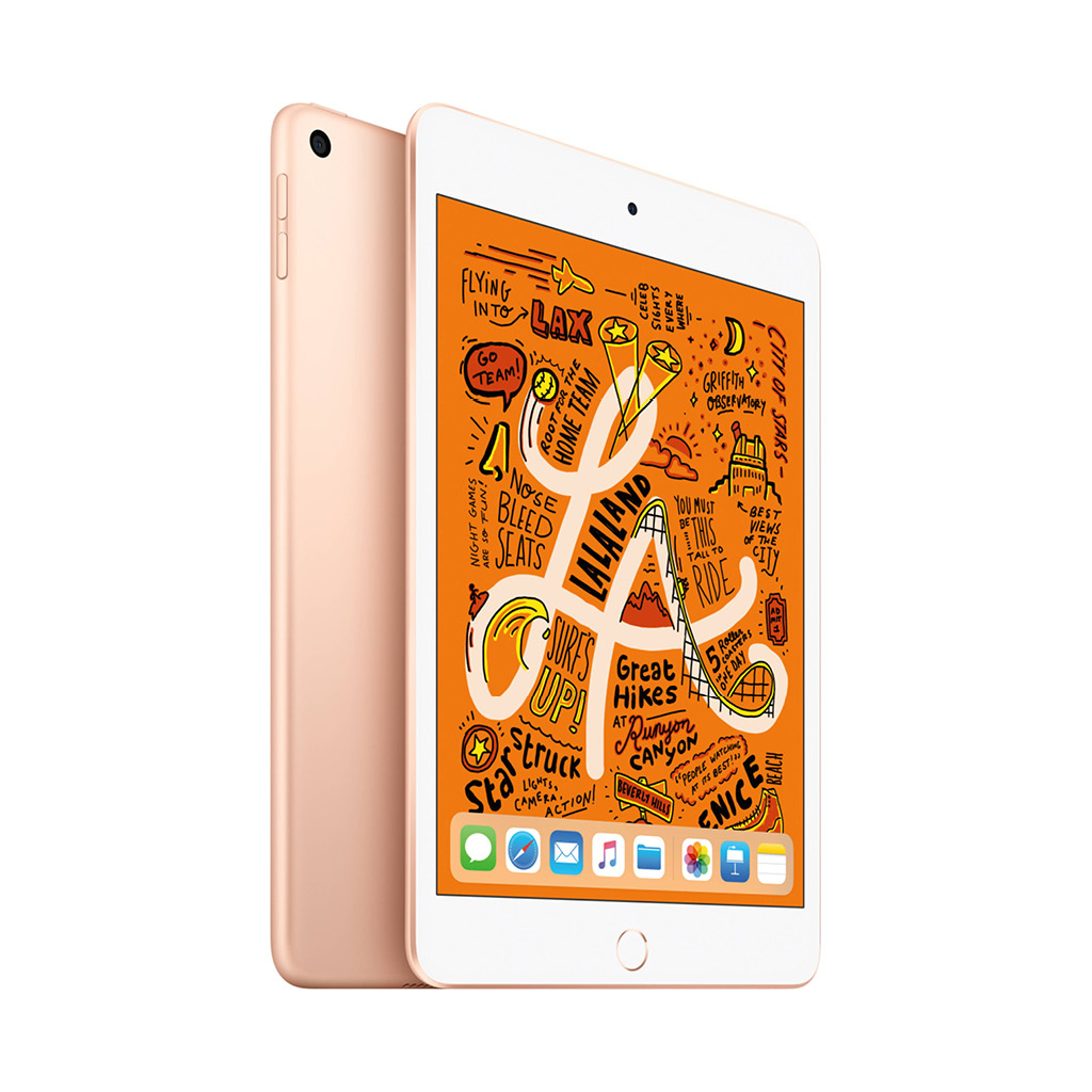 "iPad Mini (5th Generation) 7.9"" 64GB with WiFi - Gold"