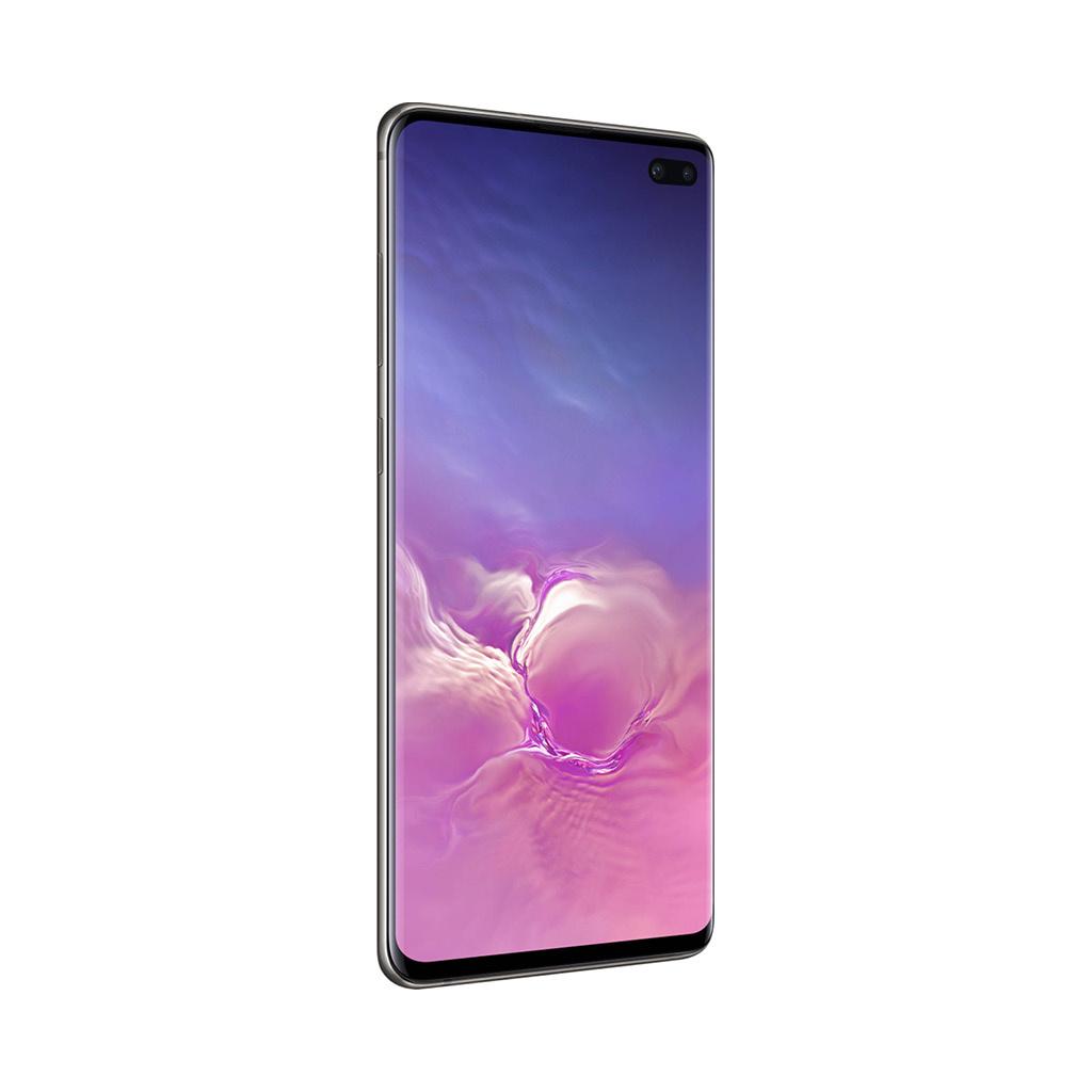 Galaxy S10+ Plus 512GB Smartphone (Unlocked) - Ceramic Black