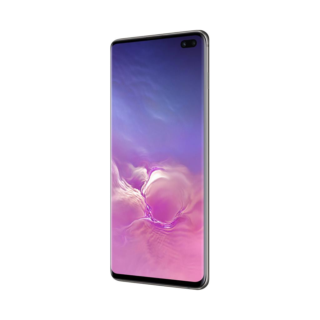 Galaxy S10+ Plus 1TB (1024GB) Smartphone (Unlocked) - Ceramic Black