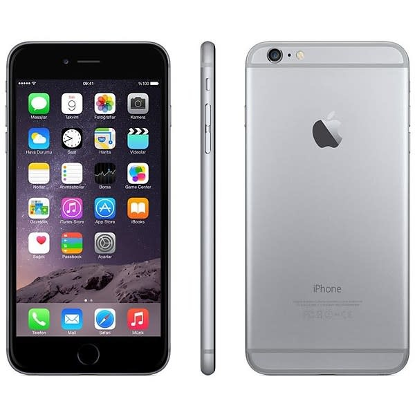 iPhone 6s Plus 64GB Unlocked - Space Grey