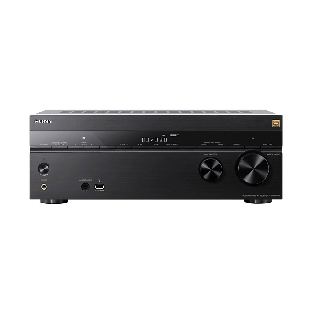 STR-DN1080 7.2 Channel Dolby Atmos Wi-Fi Network AV Receiver
