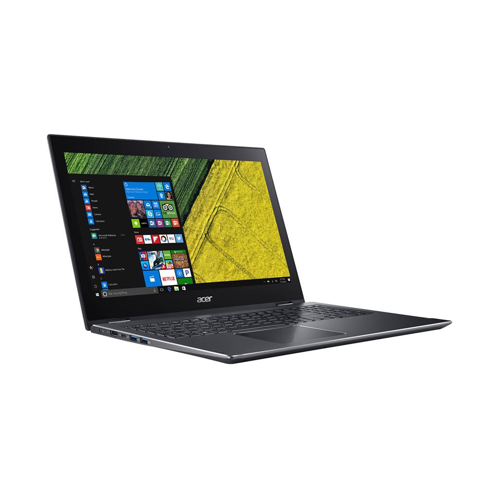 Acer Spin 5 SP513-52N-55LV Intel Core i5-8250U (1.6GHz) / 13.3-in FHD / 8GB Memory / 256GB SSD / Intel UHD Graphics 620 / Win 10 Home