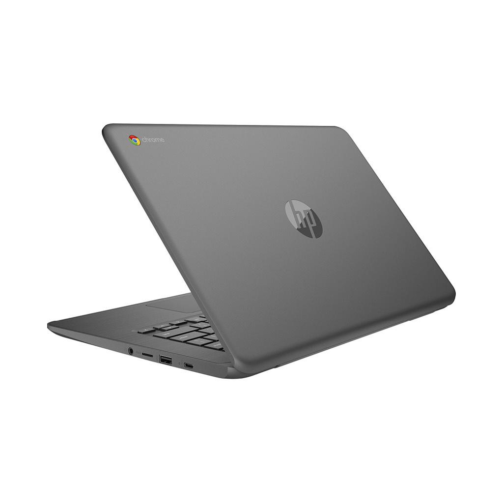 HP 14 G5 Chromebook 14-CA061DX Intel Celeron N3350 (1 1GHz) / 4GB Memory /  32GB eMMC / Intel HD Graphics 500 / 14-in HD Multi Touch / Google Chrome OS
