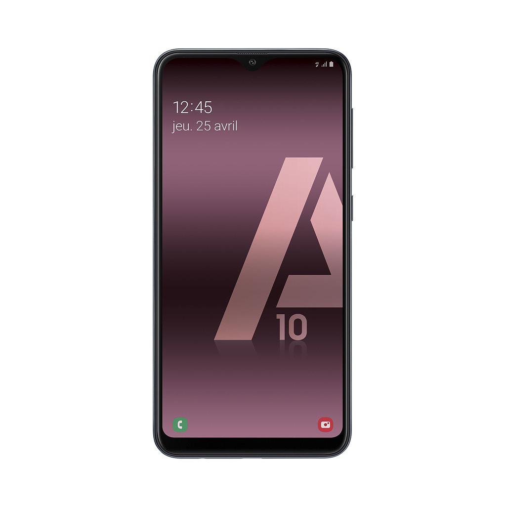Samsung Galaxy A10 32GB Smartphone (Unlocked) - Black