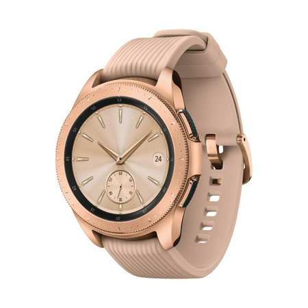 Samsung Galaxy Watch Smartwatch 42mm Stainless Steel - Rose Gold