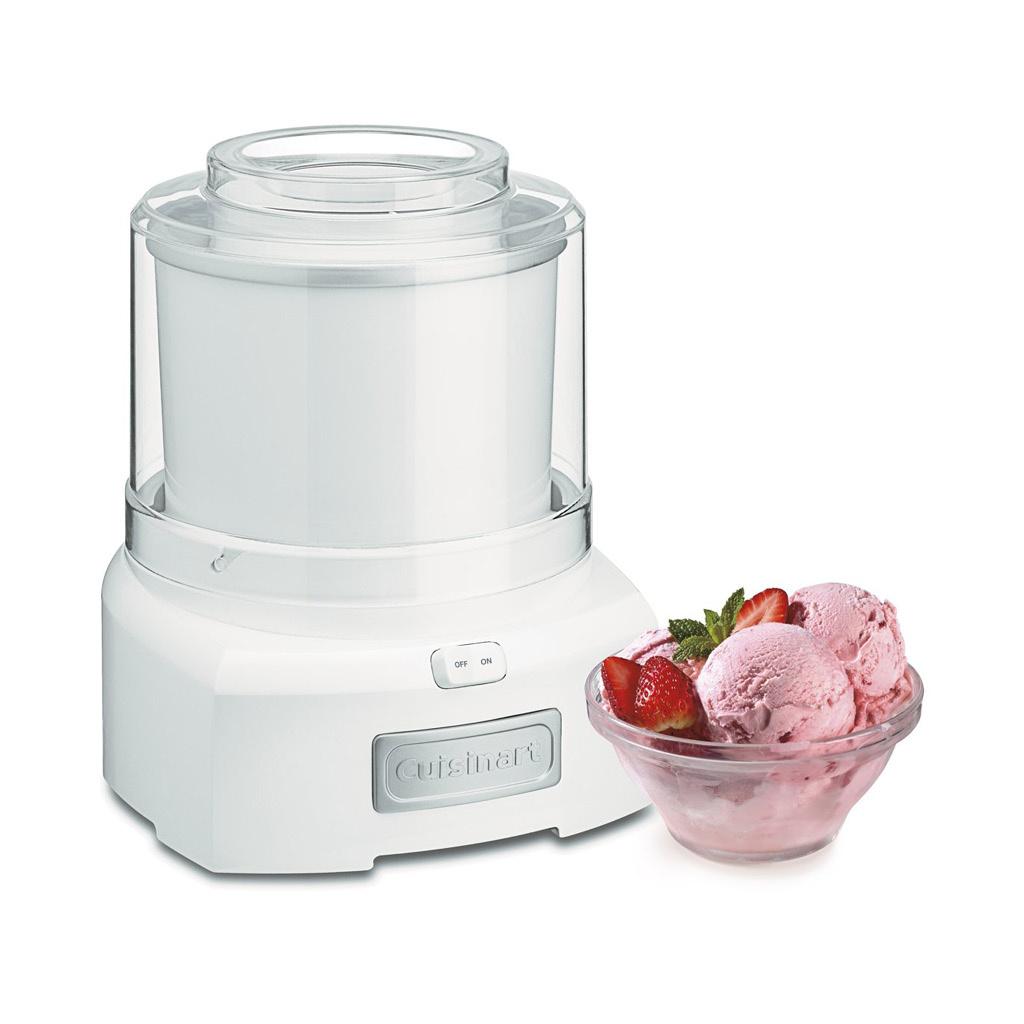 ICE-21 1.5 Quart Frozen Yogurt-Ice Cream Maker (1 Year Warranty)