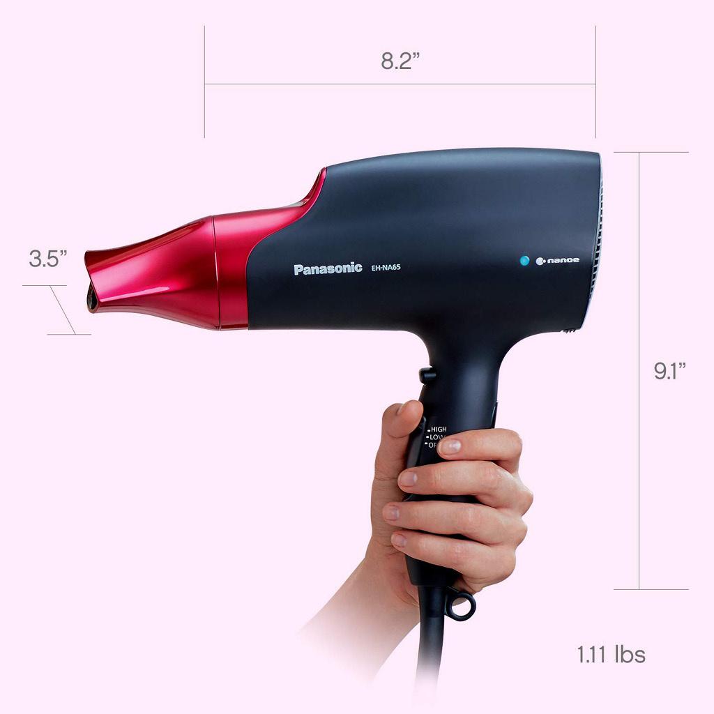 Panasonic EH-NA65-K Nanoe Hair Dryer