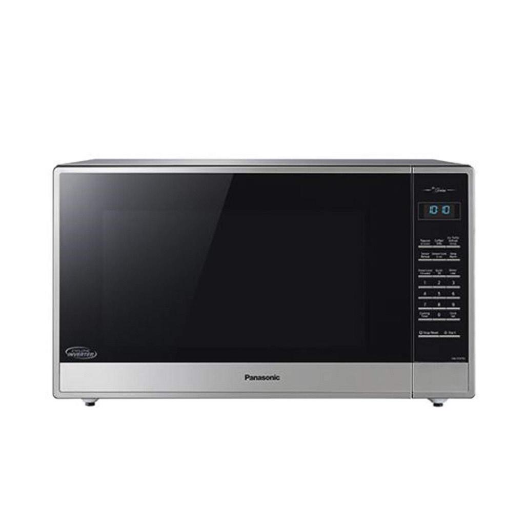 Panasonic Countertop Microwave 2 2 Cu Ft Stainless