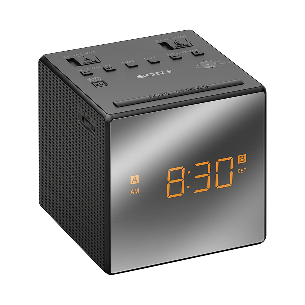 ICFC-1 Alarm Clock Radio LED