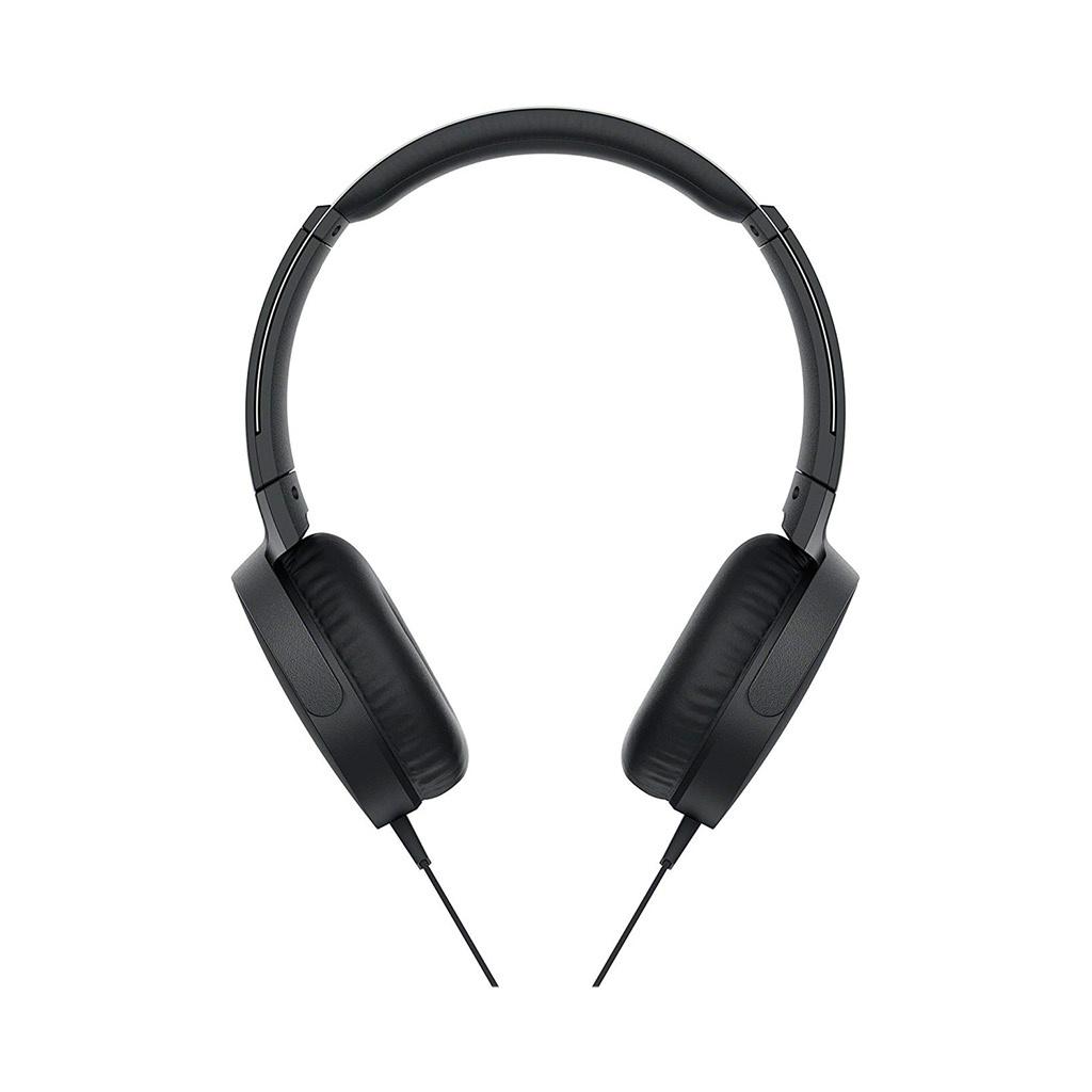 MDRXB550AP Extra Bass Headphone - Black