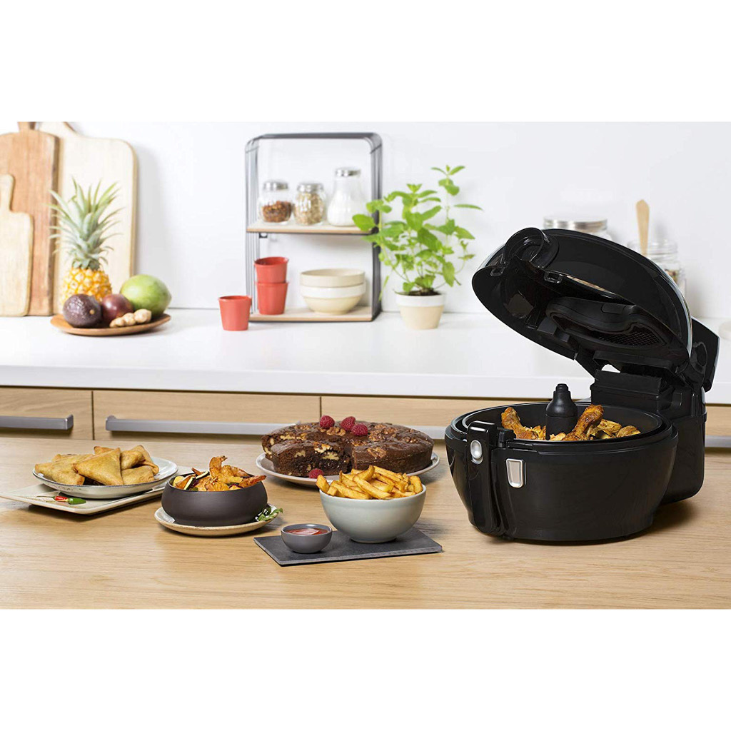 ActiFry Air Fryer 1.2KG FZ760850 - Black